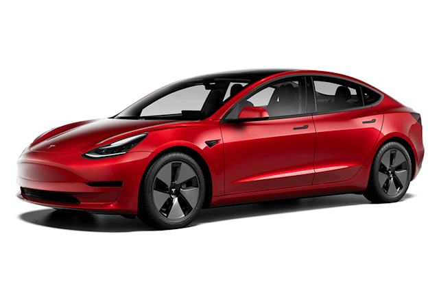 Tesla Model 3 for 2021