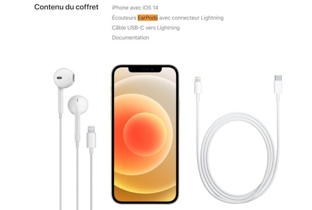 竞彩足球app官方版's iPhone 12 comes with AirPods in France