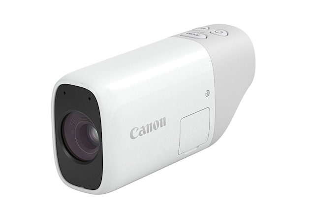Canon's pocket-sized PowerShot Zoom camera doubles as a monocular