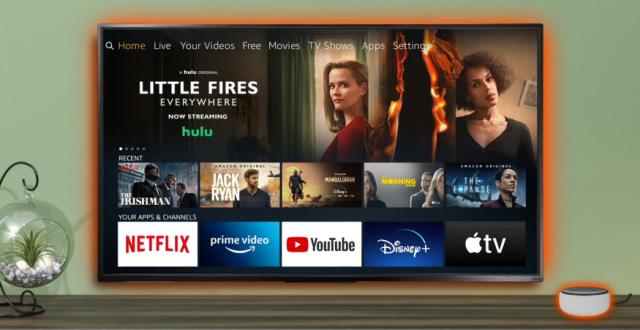 Amazon Fire TV Alexa