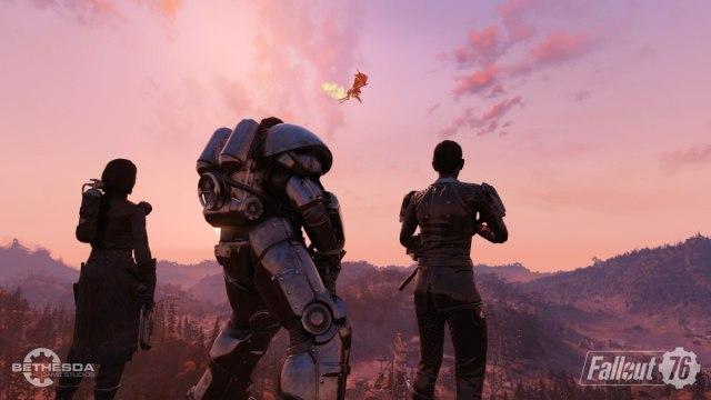 'Fallout 76' Steel Dawn
