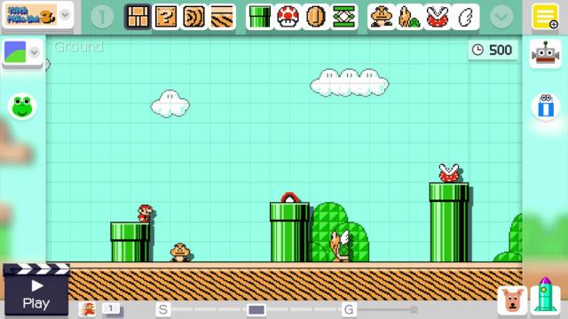 'Super Mario Maker' for Nintendo Wii U