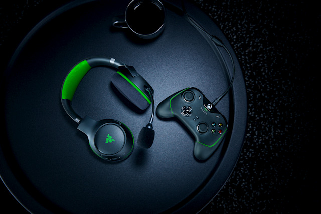 Razer Wolverine V2 for Xbox Series X and Series S
