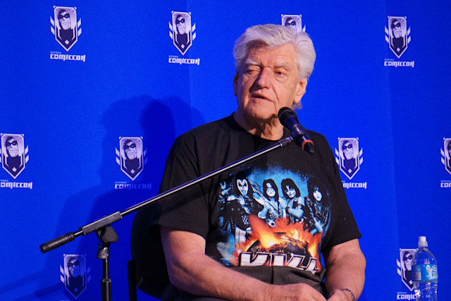 Darth Vader actor David Prowse at Ottawa Comiccon 2013