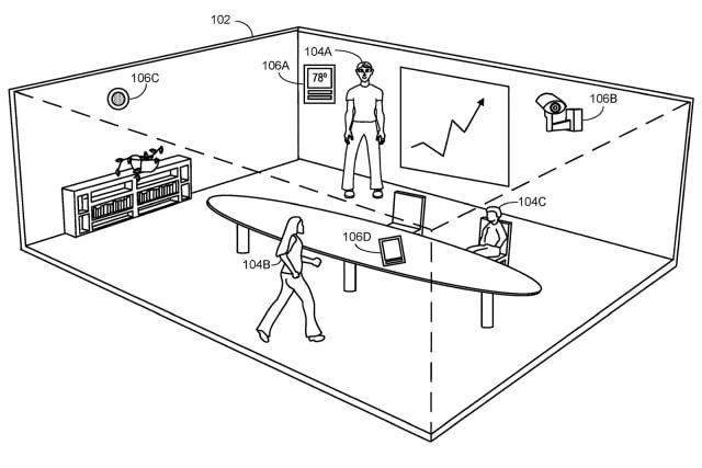Microsoft patent for scoring meetings based on body language