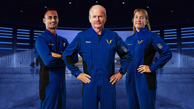 Virgin Galactic and Under Armour team up on commercial pilot spacesuits