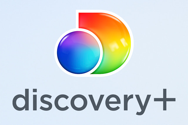 Discovery+ streaming service logo