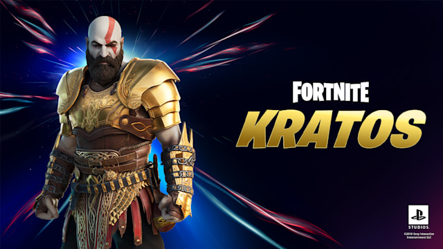 Kratos comes to Fortnite as Epic signals more video game characters are to come