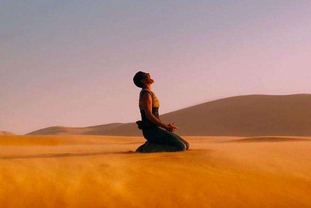 Furiosa in 'Mad Max: Fury Road'