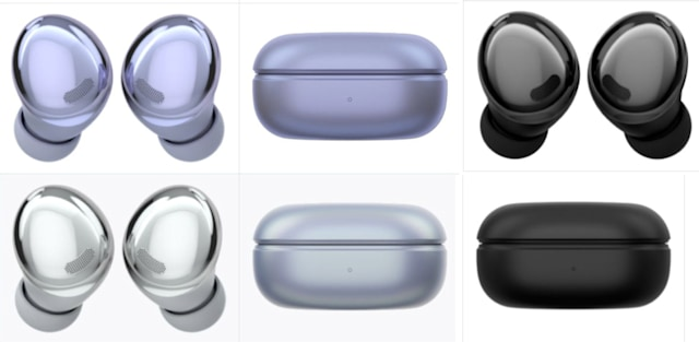 Samsung Galaxy Buds Pro leak spatial audio