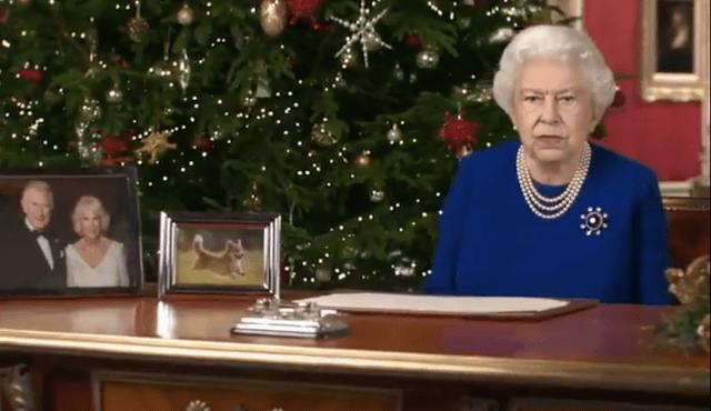 Queen Elizabeth II deepfake