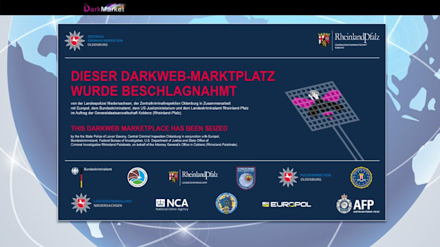 Europol confirms world's largest dark web marketplace has been taken offline