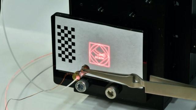 Harvard laser