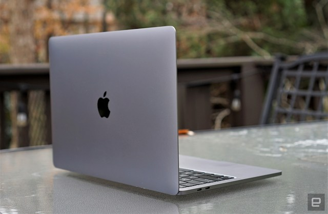 Apple 13-inch MacBook Pro with M1 chip (2020)