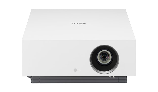 LG's latest 4K CineBeam projector automically adjusts to your room light
