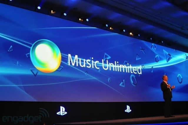 Sony Music Unlimited可在PS4上实现快速控制和游戏内播放