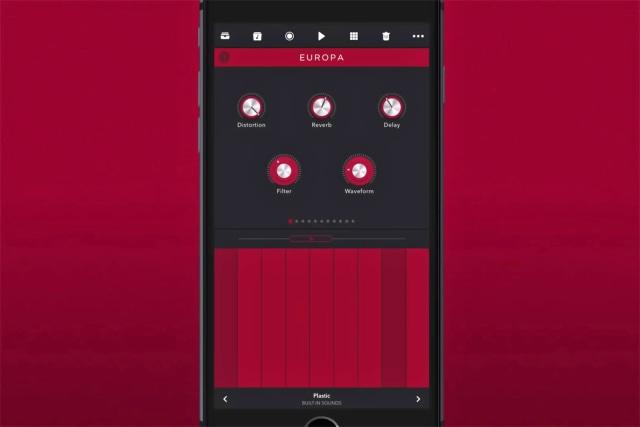 Reason Compact为您的手机提供免费音乐合成器