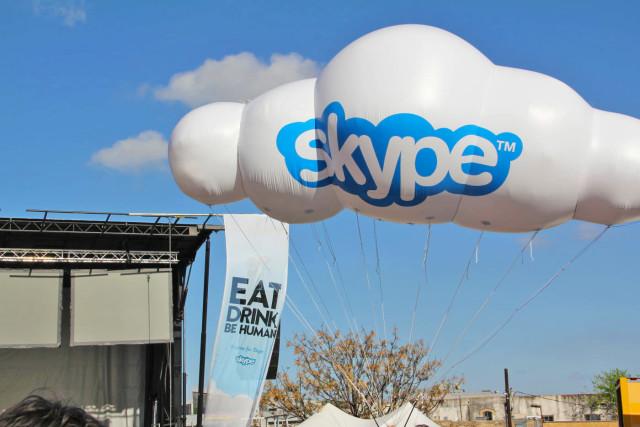 Skype隐藏IP地址以保护用户不受在线巨魔的攻击