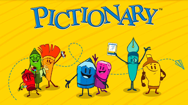 Pictionary' comes to phones five years after 'Draw Something' | Engadget