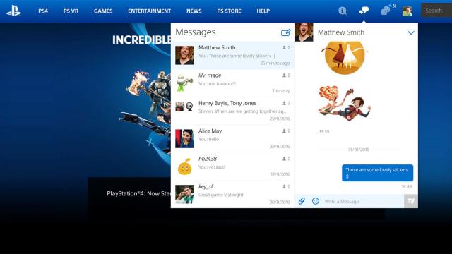 索尼带来PSN工具栏Playstation.com
