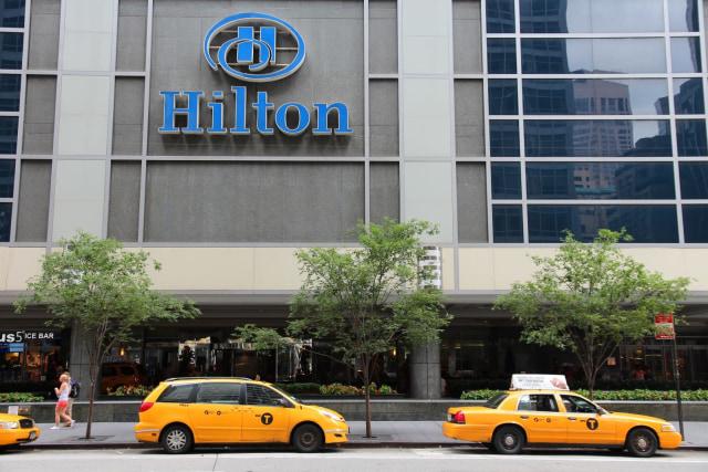 希尔顿荣誉会员可以在亚马逊上消费积分