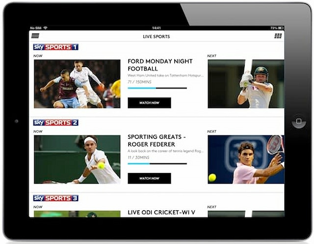 Sky Sports Comes To Now Tv 9 99 For 24 Hours Engadget