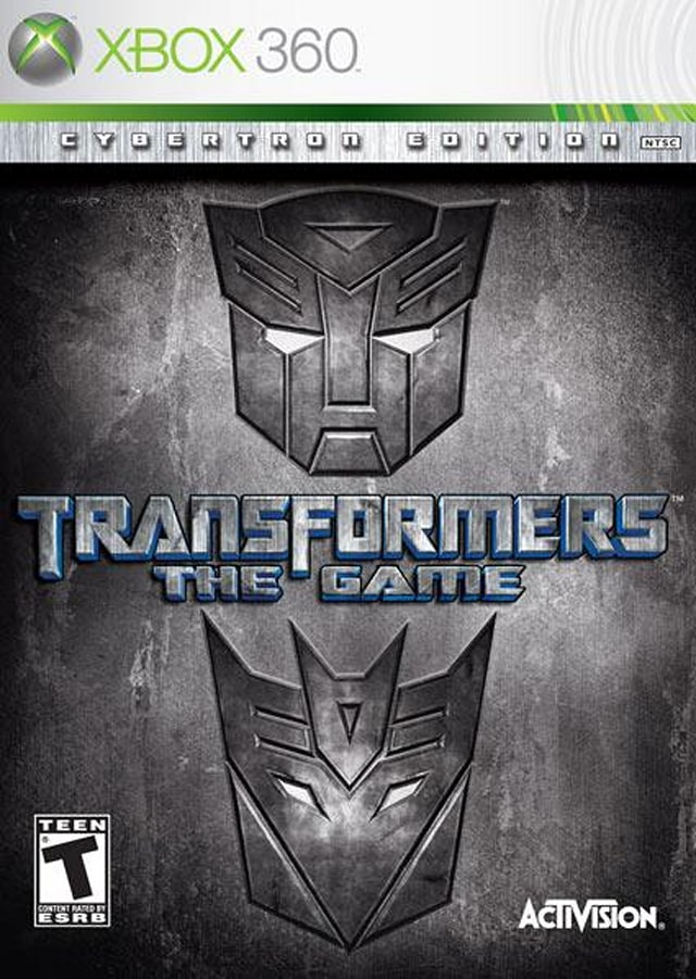 Transformers Cybertron Edition Rolls Out For Xbox 360 Details Inside Engadget