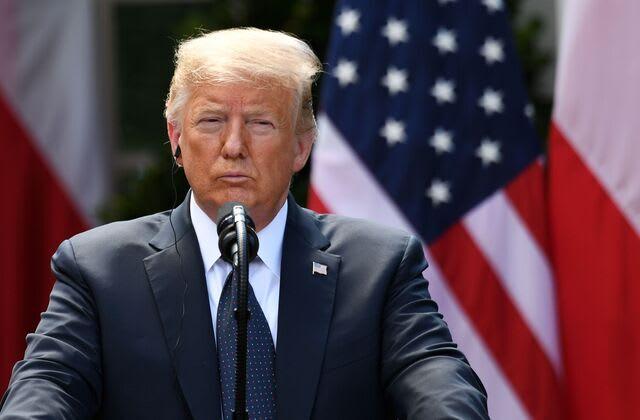 Trump says he thinks coronavirus will 'just disappear' despite rising cases