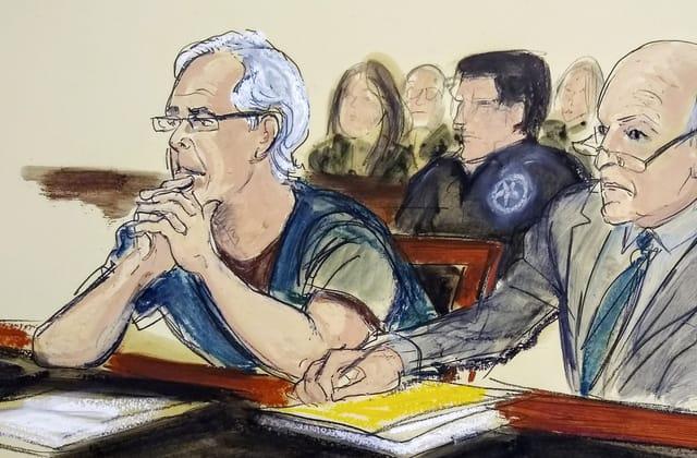 Bad news for financier Jeffrey Epstein at hearing