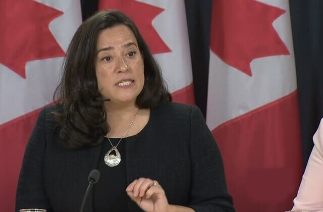 If Wilson-Raybould Won't Leave Office, She Will Be Evicted: House Speaker