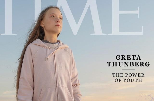 Trump Calls Greta Thunberg's Time Magazine Cover 'So Ridiculous'