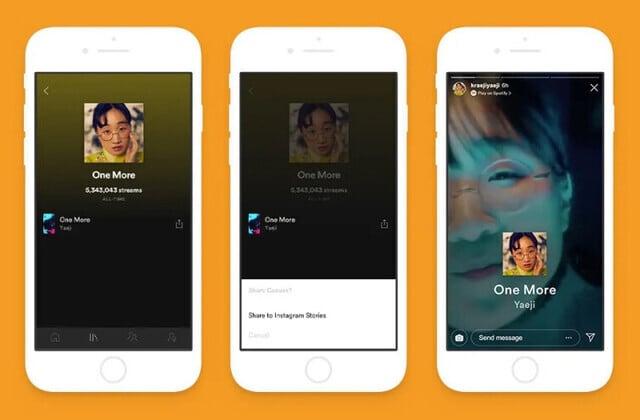 ビリー・アイリッシュも活用するSpotifyのループ動画がInstagramでも見られるようになった