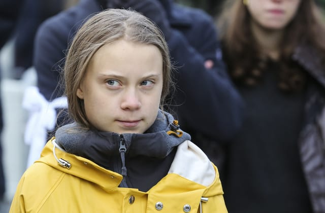 Greta Thunberg spends $100,000 prize all in 1 place
