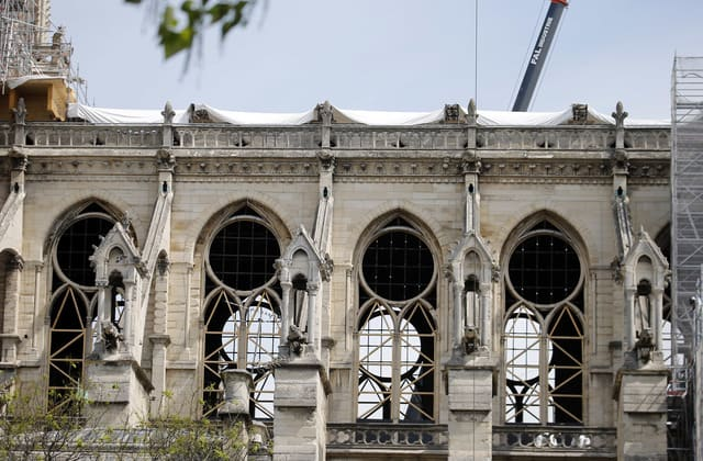 Authorities reach a decision on cause of Notre Dame fire