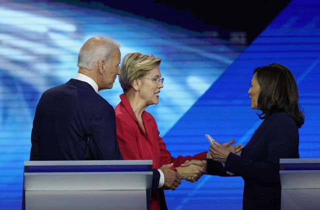What's at stake for each Democrat in today's debate