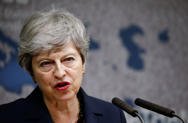 Theresa May set to give £2bn pay rise