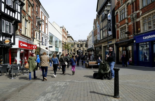 Another high street retailer falls