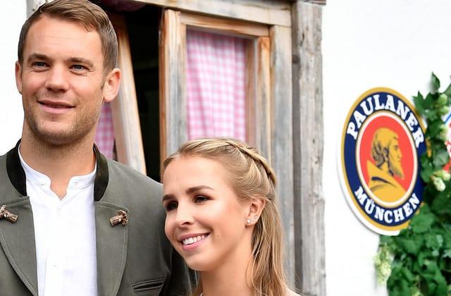Manuel Neuer und Frau Nina: Ehe-Aus?