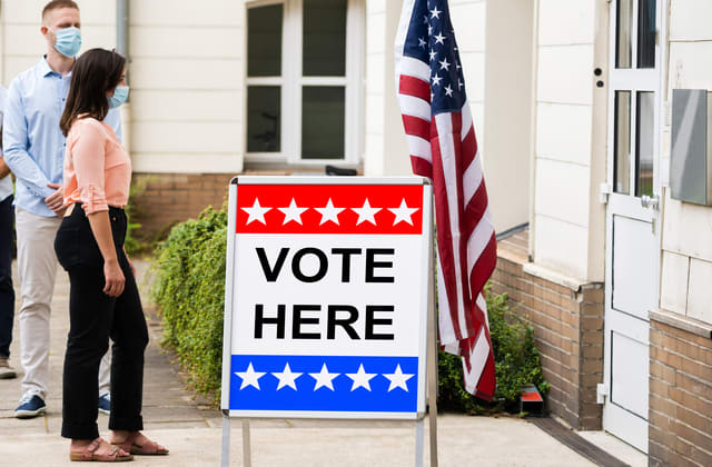 Poll: Less than a third of voters plan to cast their ballots on Election Day