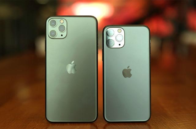 iPhone 11 Pro / Pro Max 海外レビュー:進歩だが革新には届かず