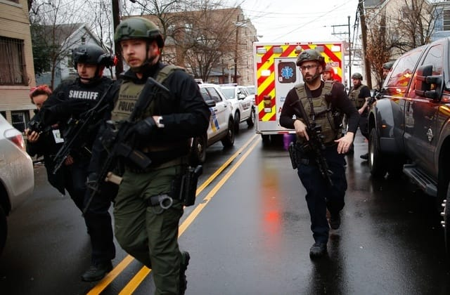 Multiple people dead in New Jersey gun battle