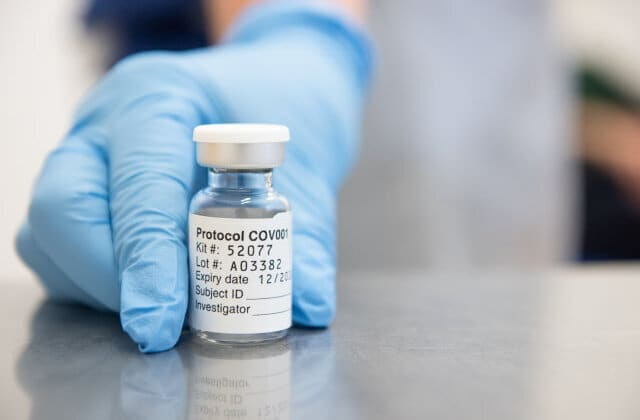 Concerns over Oxford vaccine