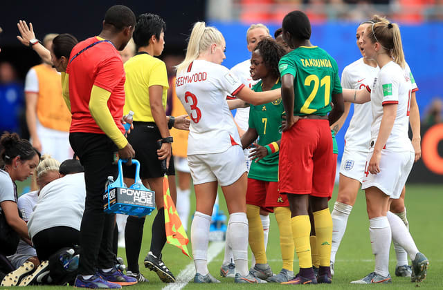 Skandalspiel bei Frauen-WM