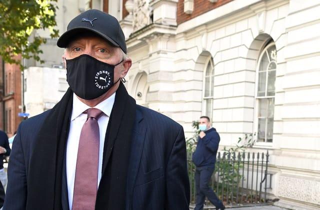 Boris Becker droht lange Haftstrafe