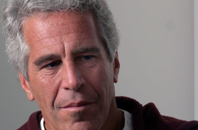 Ex-police chief: Epstein was likely tipped off on probe