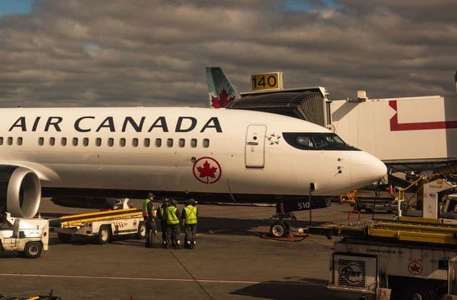 Air Canada Looking Into How Passenger Was Left 'All Alone' On Parked Plane