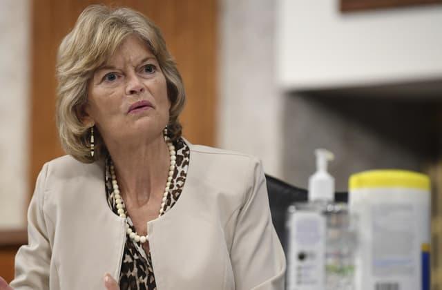 2nd GOP senator fights pre-election SCOTUS vote