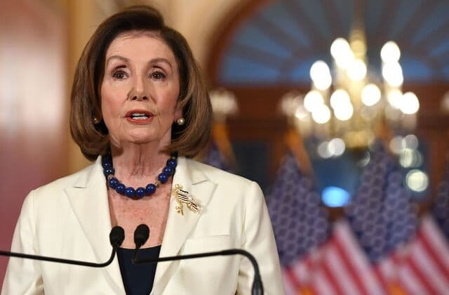 Nancy Pelosi: Trump 'leaves us no choice but to act'
