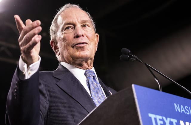 Bloomberg hits back at Sanders in new video