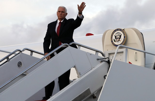 Turkey agrees to 120-hour ceasefire in Syria: VP Pence